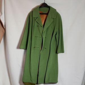 Vintage Joseph Magnin wool pea coat